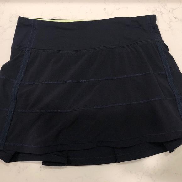 lululemon athletica Dresses & Skirts - Navy Lululemon skirt